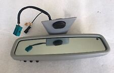 MERCEDES OEM W208 CLK320 CLK430 COUPE WINDSHIELD REAR VIEW HOME LINK MIRROR