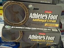 athletes foot cream antifungal feet treatment creams for itching and burning