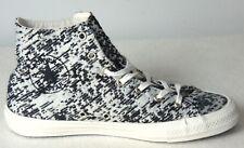 Converse Chuck Taylor All Star Gemma Hi Sneakers Size : 6  Egret/Black