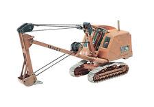 New Woodland HO Scale Vehicle Figure Kit Back Hoe Insley Model D237