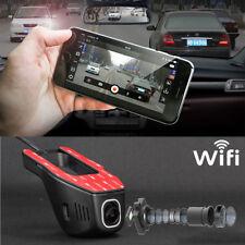 Car WIFI DVR Vehicle Camera Hidden 1080P HD Video Recorder Dash Cam Night Vision
