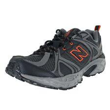 $72 Mens NEW BALANCE 481 v2 Trail Running Hiking Shoe Sneaker BLACK 8 4E Wide
