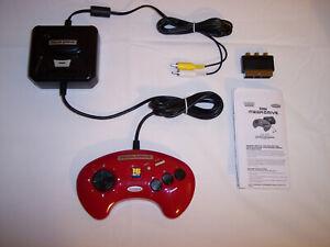 Radica Sega Mega Drive Plug & Play console with 6 games - Sonic 2 + more - VGC