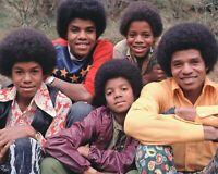 The Jackson 5 8x10 Photo Print Artist Musician Collectible (A80)