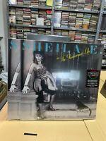 Sheila E LP The Glamorous Life Light-Blue Vinyl Versiegelt 2021