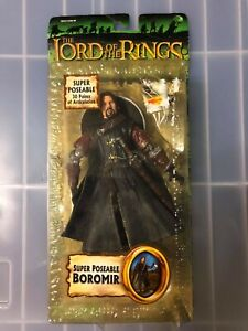 TOYBIZ Boromir - The Lord of the Rings