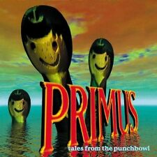 Tales from the Punchbowl by Primus (CD, Jun-1995, Interscope (USA))