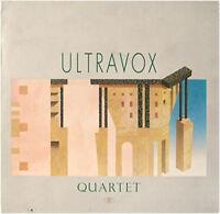 Ultravox : Quartet CD Definitive  Album 2 discs (2018) ***NEW*** Amazing Value