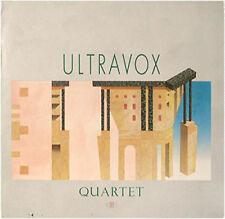 Ultravox : Quartet CD (2018) ***NEW***