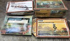 Vintage Tyco Train Misc Pieces