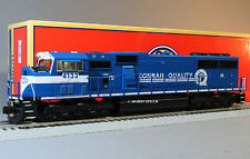LIONEL CONRAIL LEGACY SCALE SD70MAC BIG BLUE DIESEL ENGINE 81094 SMOKING 6-81140