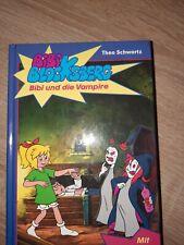 Bibi Blocksberg Buch Bibi und die Vampiere