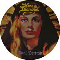 King Diamond - Fatal Portrait [New Vinyl LP] Ltd Ed, Picture Disc