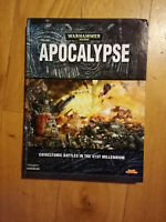 Imperial Armour Apocalypse - Warhammer 40k Games Workshop