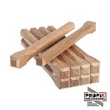 10 x Fachwerknägel Eiche 20x200mm Dollen Holznagel Fachwerk