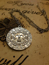 Pirates Of The Carribean Aztec Gold Coin, Jack Sparrow Medallion