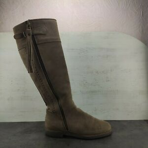 Really Wild Spanish Boots in suede