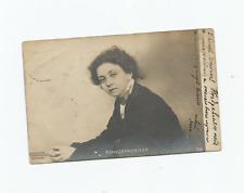More details for postcard russian lenin mistress inessa armand  rare antique 1904