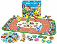 Orchard Toys Educational Games - Dinosaur Race - Brand New