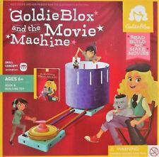 Goldie Blox and The Movie Machine