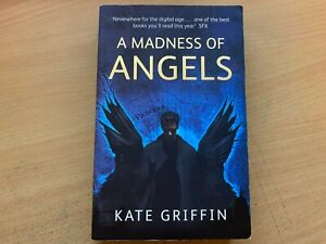 A Madness of Angels by Kate Griffin Matthew Swift Series Book 1 (Paperback 2009)