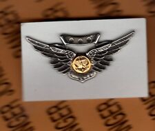 USMC Marine Corps Combat Aircrew Aviation flight Badge 2 inch