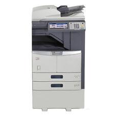 Toshiba E-Studio 205L Tabloid Black & White Laser Copier Printer Scanner 20ppm