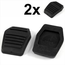 2x brake Rubber Clutch Pedal Cover Pad Ford TRANSIT Focus Mondeo 6789917 MK1 MK2