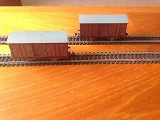 Jouef Plastic HO Gauge Model Railway Wagons
