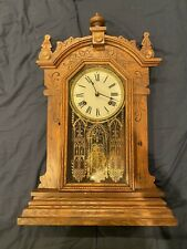 Southern Clock Company Early 1900's Mechanical Reproduction Clock (Working)