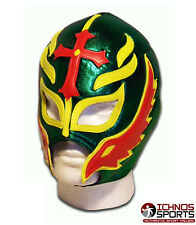 LUCHADORA SON OF DEVIL AFRO MEXICAN LUCHA LIBRE LUCHADOR ADULT WRESTLING MASK