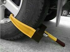 Heavy Duty Universal Anti Theft Wheel Clamp, Caravan, Boat, Trailer Accessories