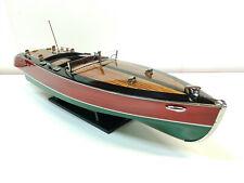 Riva - bateau bois - 63 cm