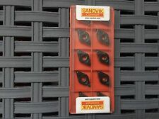 10 Stk. SANDVIK Wendeschneidplatten DNMG 11 04 04-KF 3215 Wendeplatten NEU&OVP!