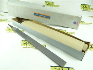 """BOX OF 6 NEW! NICHOLSON X-F #00 SWISS PATTERN 12"""" PILLAR FILES"""