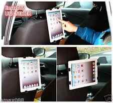 Auto Car Seat Headrest Mount Holder For iPad 4/5 Air mini Tablet Galaxy Surface
