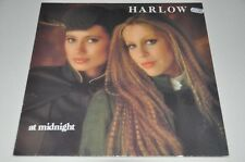 Harlow - at Midnight - Pop 80 - Album Vinyl Schallplatte LP