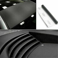 Decal sticker 3d carbon fiber vinyl film diy wrap auto vehicle exterior