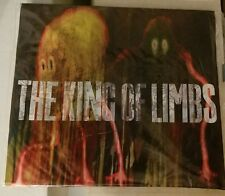 Radiohead King of Limbs Vinyl Limited Edition w/Newspaper New Sealed Thom Yorke