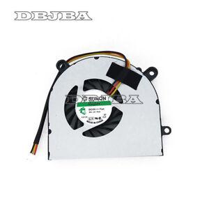 NEW for MSI Megabook A6500 CR650 FX600 FX603 FX610 FX610MX GE620 CPU cooling fan
