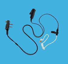 FBI Style Radio Earphone for ICOM IC IC-F4062 IC-A4  IC-E90 IC-E91 IC-E92D