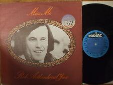 ZAL 301 Rob Atkenhead Jnr - Miss Me - 1973 LP