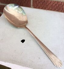 National Silver NTS #16  Cassarole / Berry Spoon
