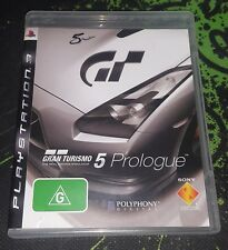 Gran Turismo 5 Prologue on PS3