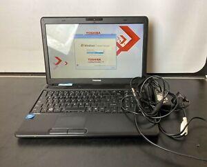 TOSHIBA Satellite C660 2GB RAM / 128GB SSD Laptop