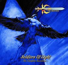 KRYST THE CONQUEROR - Soldiers of Light (NEW*US METAL'90*JEFF SCOTT SOTO*MISFITS