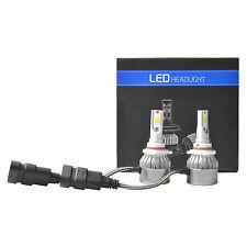 White Power 200W 20000LM 6500K 9005 HB3 LED Headlight Kit  High Beam Bulb