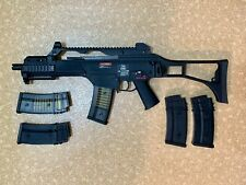 Rare Airsoft - H&K G36C - UMAREX - EBBR TYPE (BLOWBACK) + 4 ADDITIONAL MAGS