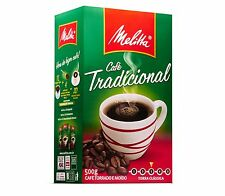 Brazilian Coffee Melitta Traditional 17.6oz Vacuum Sealed Pack