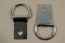 """Clip & Dee - 1"""" - Nickel Plated - Pack of 6 (F455)"""